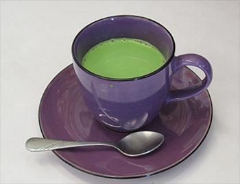 タイで出来た御茶