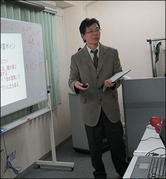 中嶋郁雄先生